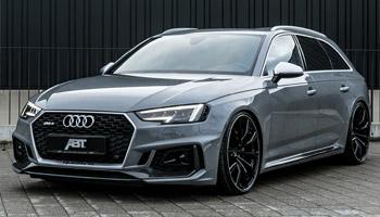 Audi RS4 ABT