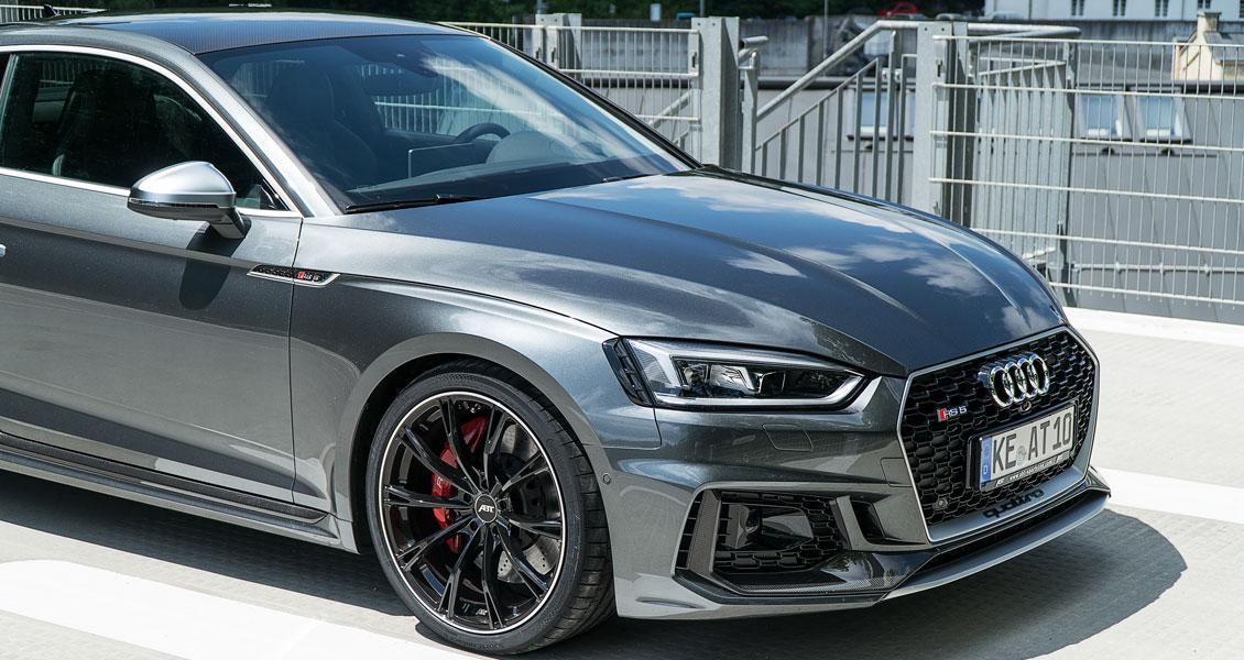Тюнинг ABT для Audi RS5 8W 2018 2017. Обвес, диски, выхлопная система