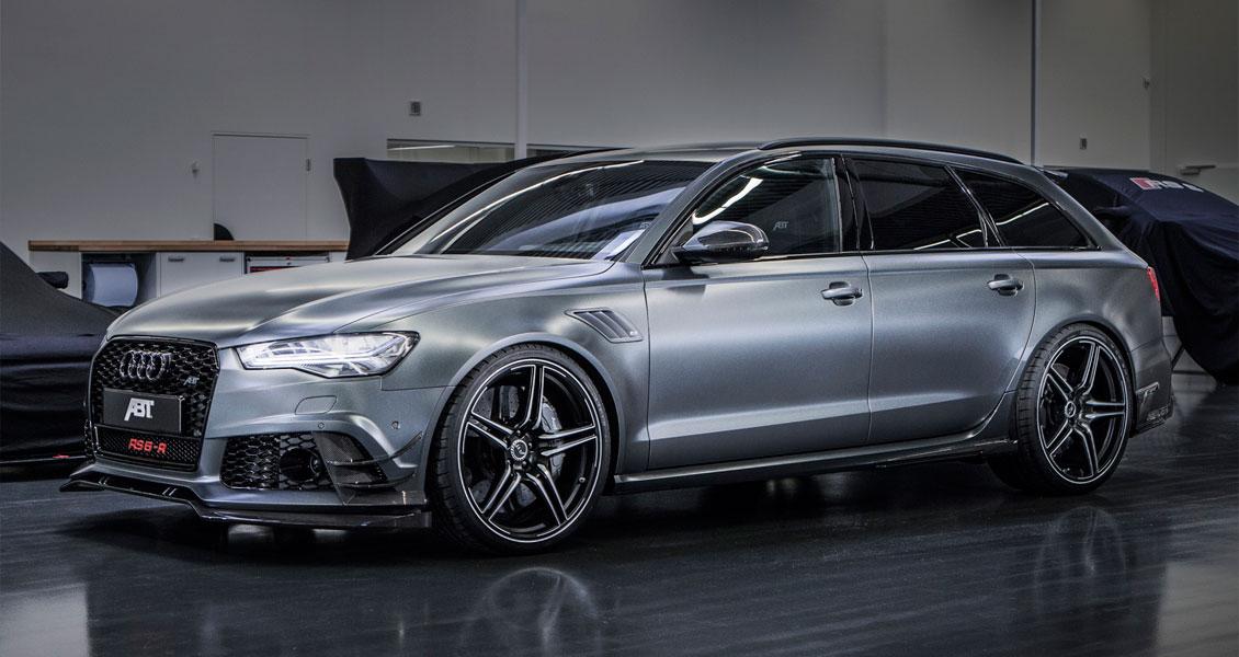 Тюнинг ABT для Audi RS6 С7 4G 2018 2017 2016 2015. Обвес, диски, выхлопная система