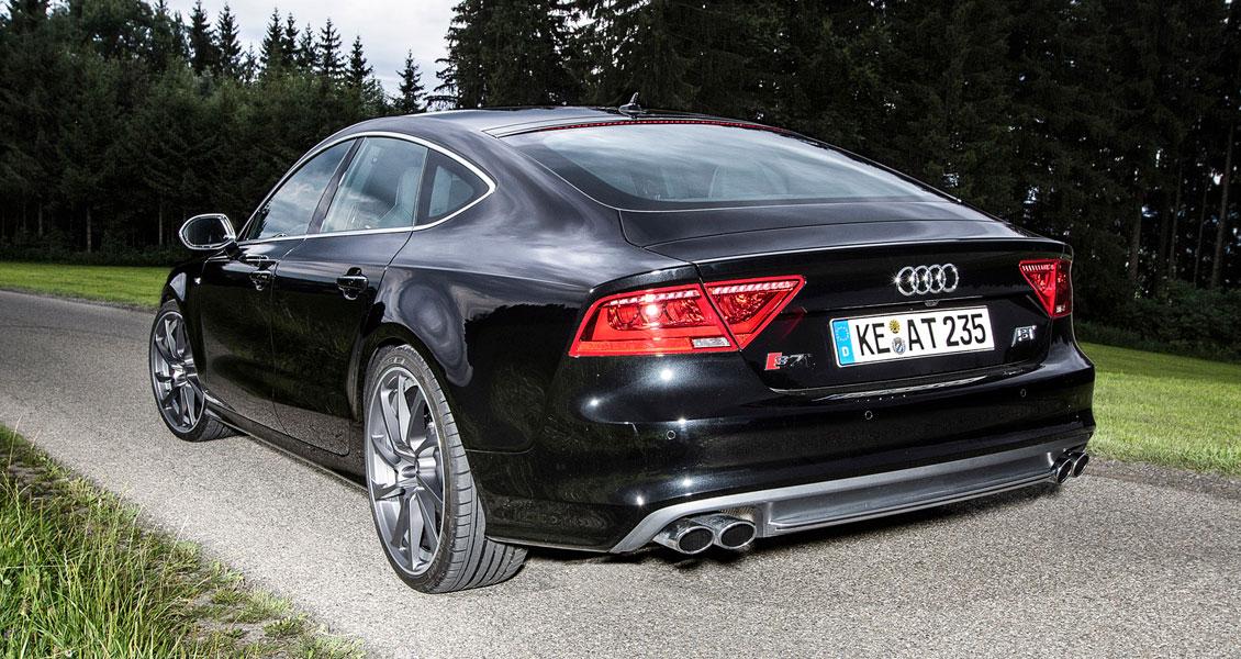 Тюнинг ABT для Audi S7 4G 2014 2013 2012. Обвес, диски, выхлопная система