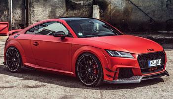 Audi TTRS ABT