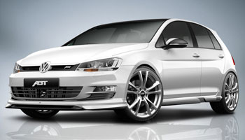 VW Golf ABT